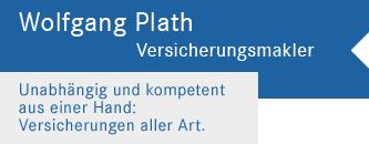 Plath Versicherungen